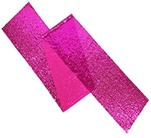 Langxun 12 x 102 inch shimmer sequin table for 102 inch table runners