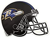 NFL Baltimore Ravens Outdoor Small Helmet Graphic Decal