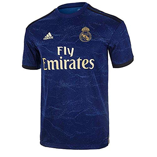 adidas 2019-2020 Real Madrid Away Football Soccer T-Shirt Jersey