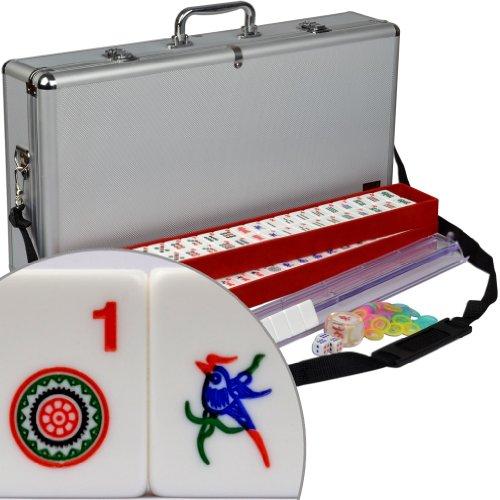 American Mahjong (Mah Jongg, Mah-Jongg) Set w/ 4 All-In-O...