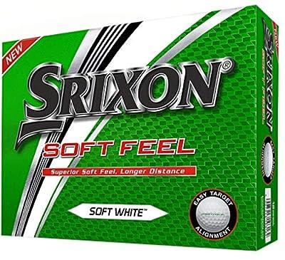 Srixon Soft Feel Golf Balls (One Dozen)