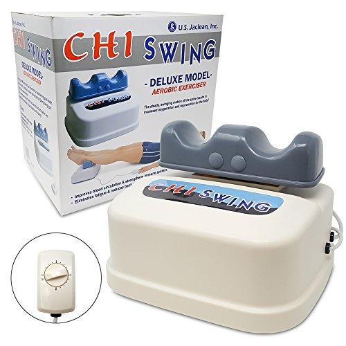 U.S. Jaclean Chi Swing Machine Deluxe Aerobic Exerciser Chi Swing
