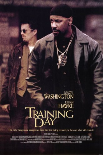 Training Day (2001) - 11 x 17  - Style A