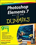 Photoshop Elements 7 All-in-One For Dummies (For Dummies (Computers))