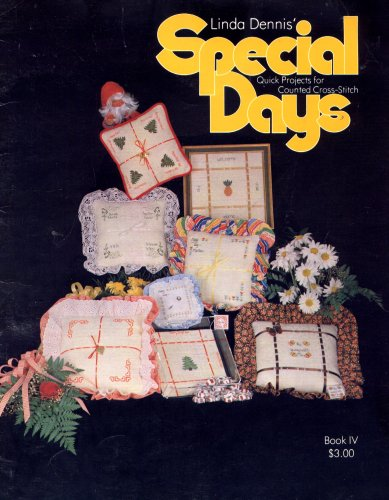 - Special Days Quick Projects for Counted Cross-Stitch (IV)