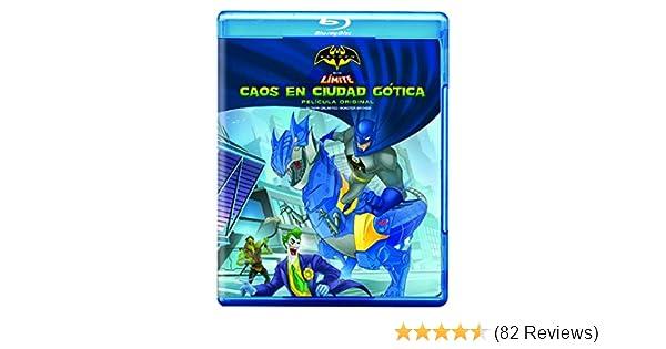 Amazon.com: Batman Sin Limite Caos en la Ciudad Gotica ...