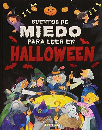 Cuentos de miedo para leer en Halloween -
