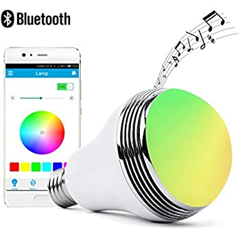 Flux Bluetooth Led Smart Bulb Wireless Multi Color