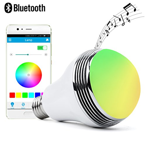 Led Light Bulb With Speaker in US - 6