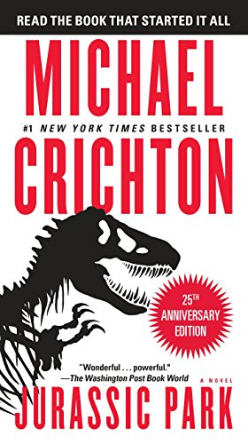 Jurassic Park: A Novel from Ballantine Books