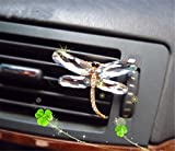 2 pcs crystal dragonfly car air conditioning outlet Review and Comparison