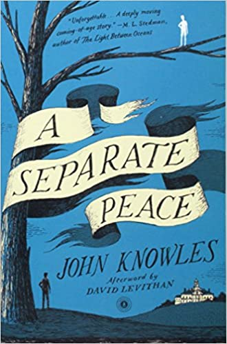 Image result for a separate peace