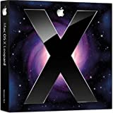 Apple Mac OS X Version 10.5 Leopard [5-User Family Pack--French]
