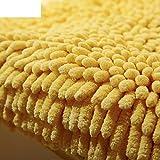 Thick chenille mat/Skin-friendly floating window mat/Door entrance floor mats/Bathroom mats-K 50x80cm(20x31inch)
