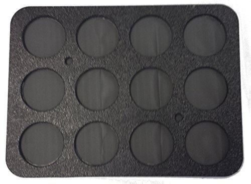 Freedom Engine (Freedom Air Filters FAFP122813 Black Pre-Filter for Freightliner FLD 120 and Classic Cab)