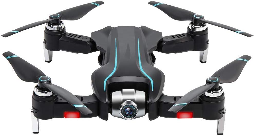 4Kアジャスタブル120°の広角カメラのWiFi折り畳み式のクワッドローターを持つプロフェッショナルインテリジェント手ぶれ補正RCドローン、ワンキー離着陸をサポート