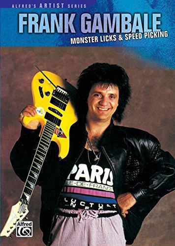 Frank Gambale: Monster Licks & Speed Picks [Instant Access] ()