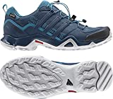 adidas outdoor Men's Terrex Swift R GTX Blue Night/Blue Night/Mystery Petrol Hiking Shoes - 11.5 D(M) US