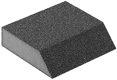 A&H Abrasives 959960, Sanding Accessories, Hand, Sanding Sponge-Coarse Slant, 10-pack