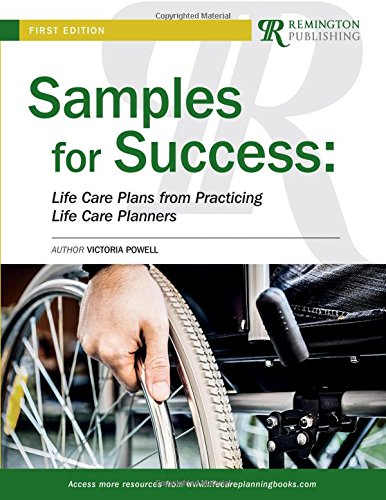 Amazon com Care Success Books From Victoria Life Planners 9780692209318 Practicing Powell Plans For Samples