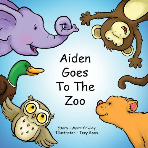 (Aiden Goes to the Zoo)
