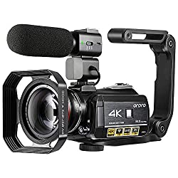 Image of the product 4K Camcorder ORDRO AC3 that is listed on the catalogue brand of ORDRO.