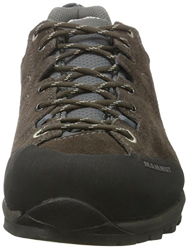 Mammut Wall Low Men (Backpacking/Hiking Footwear (Low)) Gris (Bark-taupe)