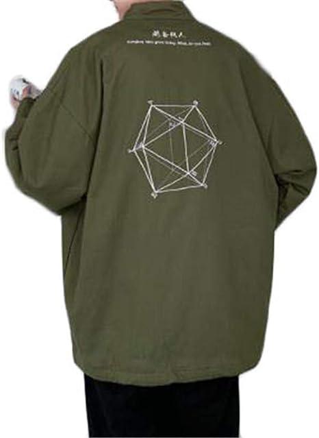 [セイーワイ] ジャケット メンズ 秋冬 ブルゾン 防寒 コート モッズジャケット トップス カジュアル おしゃれ ゆったり 大きいサイズ