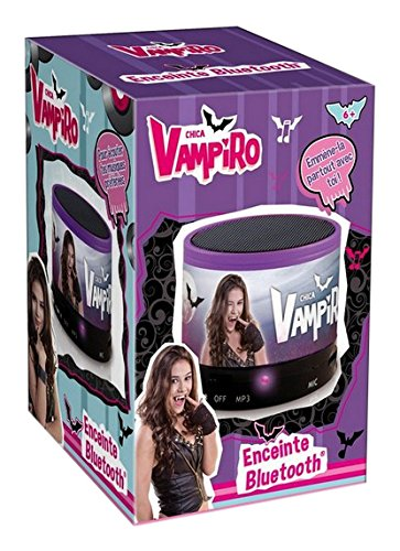 Canal Toys - CT45011 - Accessoire pour Instrument de Musique - Chica Vampiro - Enceinte Bluetooth Canal Toy' s