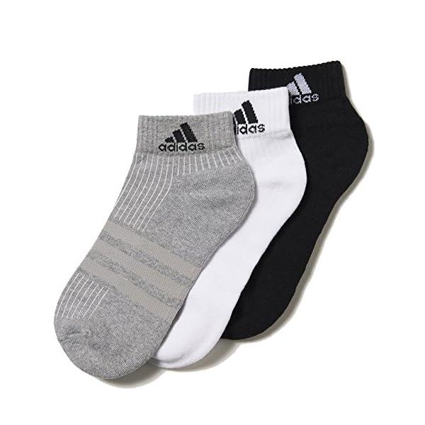 adidas Performance3 PACK - Calze sportive 3 spesavip