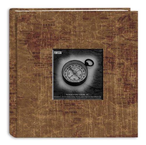 Printed Album: Pioneer Photo Albums DA-200MAP/WM 200-Pocket Photo Album