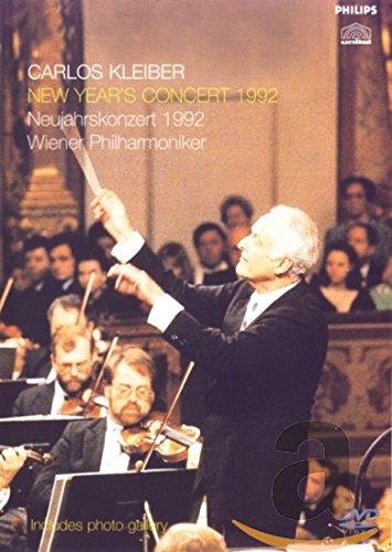 DVD : Erich Kleiber - New Year's Concert 1992 (NTSC Format)