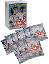 2019 Topps Baseball Series 1 Factory Sealed 9 Pack Fanatics Exclusive Value Box - Baseball Wax Packs