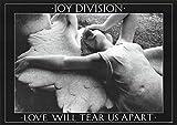 "Joy Division (Love Will Tear Us Apart) Music Poster Print - 24"" X 36"""