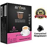 Cápsulas Aroma Espresso Extra Forte Aroma Selezione Sabor Outro