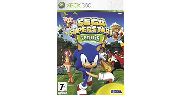 Sega Superstars Tennis: Amazon.es: Videojuegos