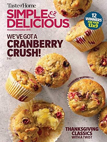 Magazines : Simple & Delicious