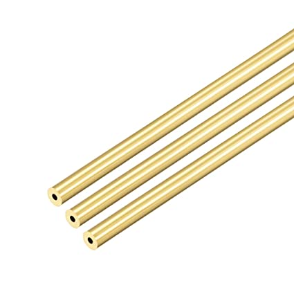 wall thickness Length Selectable Brass Tube ms58 CuZn 39pb3//Ø 100-120mm