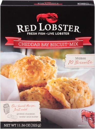 Red Lobster Cheddar Bay Biscuit Mix (Pack of 2)