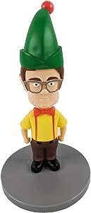 Surreal Entertainment The Office Elf Dwight Schrute Garden Gnome Standard