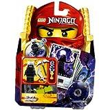 LEGO Ninjago - 2256 - Jeu de Construction - Lord Garmadon