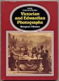 Victorian and Edwardian Photographs, Margret F. Harker, 0850973694