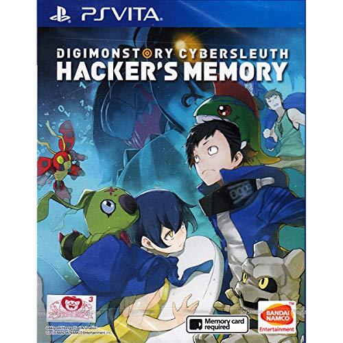 Amazon.com: PSVITA Digimon Story Cyber Sleuth: Hacker's Memory ...