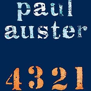 4 3 2 1 Audiobook