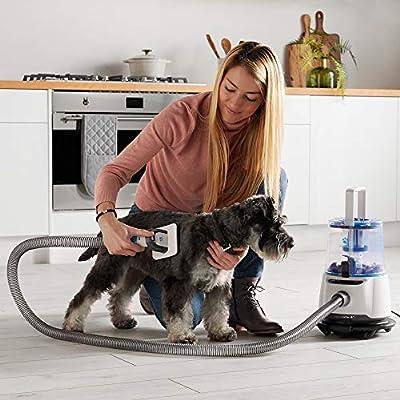 pet grooming vacuum cleaner