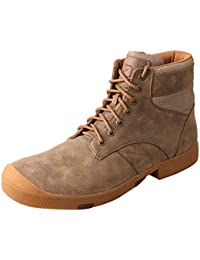 Twisted X Men's Casual Lace-Up Boot Round Toe Bomber 11 EE US