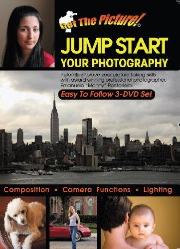 Jump Start Your Photography DVD