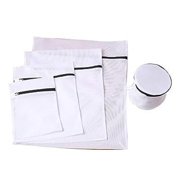 0b2157ef22 1 ensemble de 7 pièces de sac à linge maille fine vêtements entretien sac  de lavage