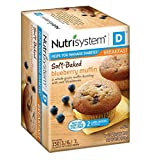 Nutrisystem ® D® Blueberry Muffin, 8 count