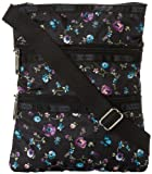 LeSportsac Kasey 7627 Cross Body Bag,Hope Rose,One Size, Bags Central